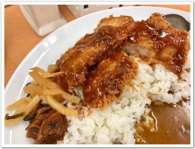 画像: カレーですよ2411(新宿 チキン亭)急いでいてもカレーは食う。