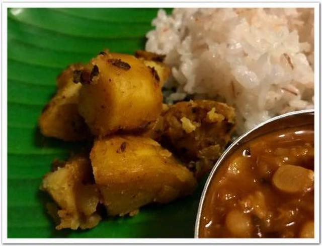 画像: カレーですよ2410(おうちで C&Aカレー粉で作る豆と冬瓜のカレー)カレー粉でインドカレー。
