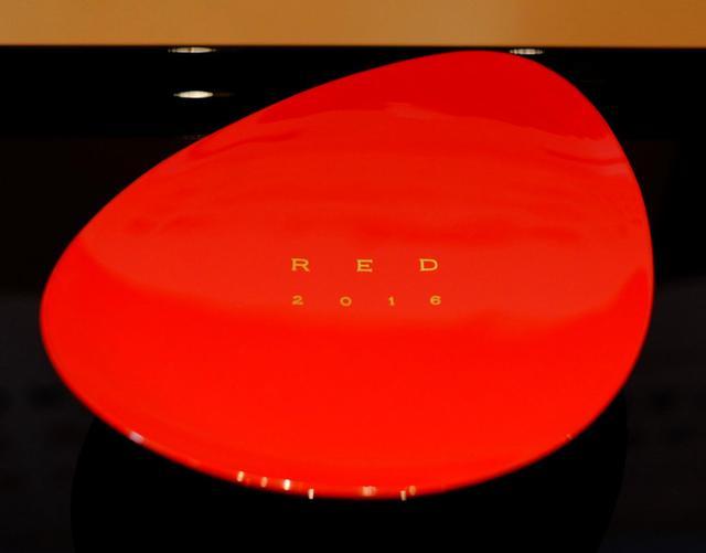 画像: 「RED U-35 2016 グランプリレッドエッグは井上和豊さん」