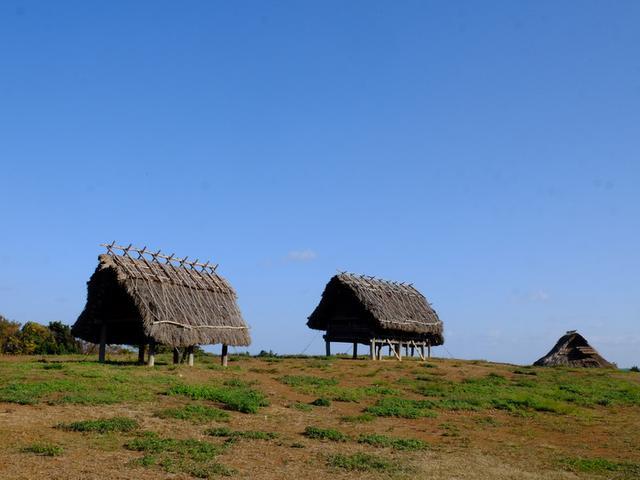 画像: 「鳥取・大山町 妻木晩田(むきばんだ)遺跡で昔の人の暮らしを見る」