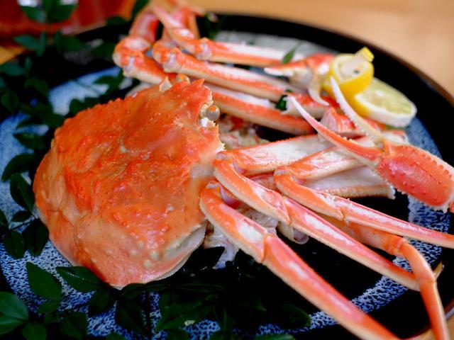 画像: 「鳥取・大山町御来屋 松葉ガニを食べた地魚料理 恵比須」