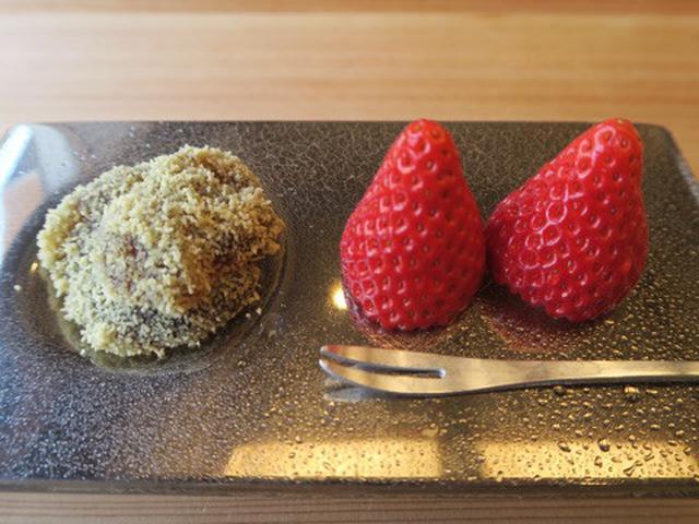 画像: 旅スイーツ 長野編 日本料理店の絶品デザート
