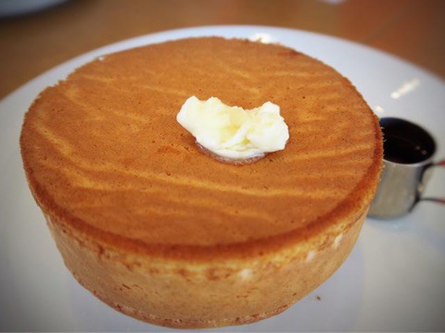 画像: 旅スイーツ 長野編 厚焼きホットケーキ