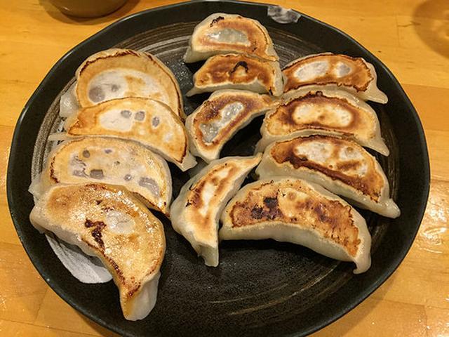 画像: 「安安餃子房」で包王ビーフ餃子、安安餃子、一口餃子を食べ比べ【市ヶ谷】