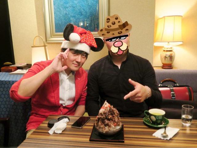画像: クリスマスお茶会 初日終了