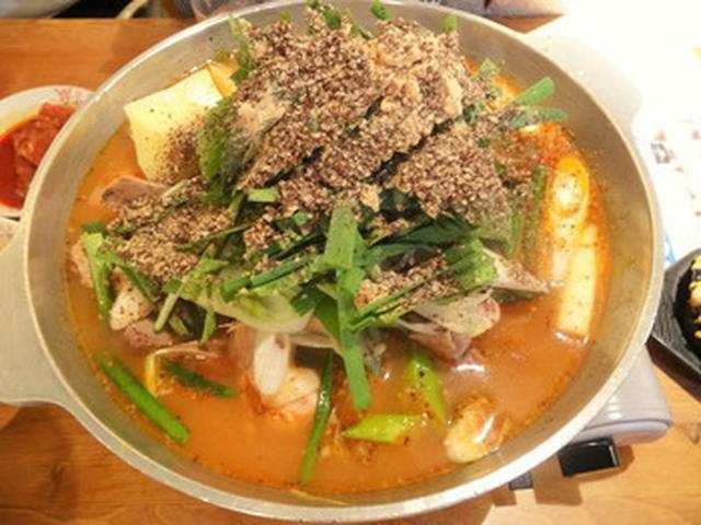 画像: お通しのパンチャンからすごい韓国料理 モンシリ@新宿・歌舞伎町