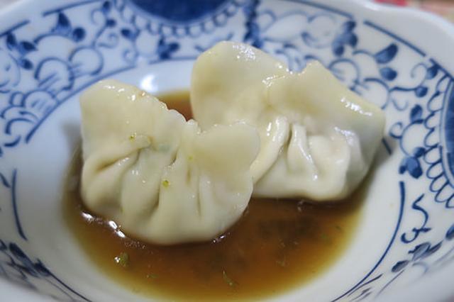 画像: 息子が育てた白菜で手作り餃子鍋