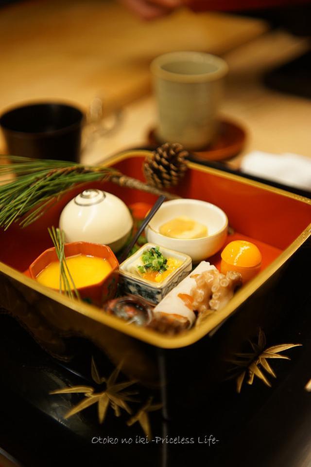 画像: 恵比寿 くろいわ 年始のお雑煮