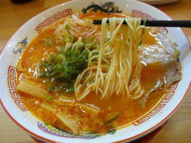 画像: 激辛!京都駅近 ラーメン店恵比朱(えびす)