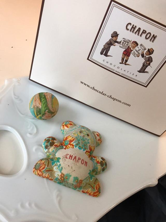画像: パリから日本初上陸!チョコレート店「CHAPON シャポン」カフェも併設/自由が丘