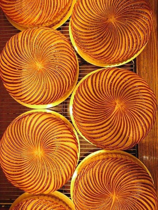 画像: 「ブーランジェリー スドウ」の 和栗ガレット・デ・ロワがおいしいー!