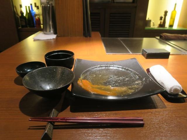 画像: 鉄板焼 宮地(銀座/ハンバーグ&生姜焼き)