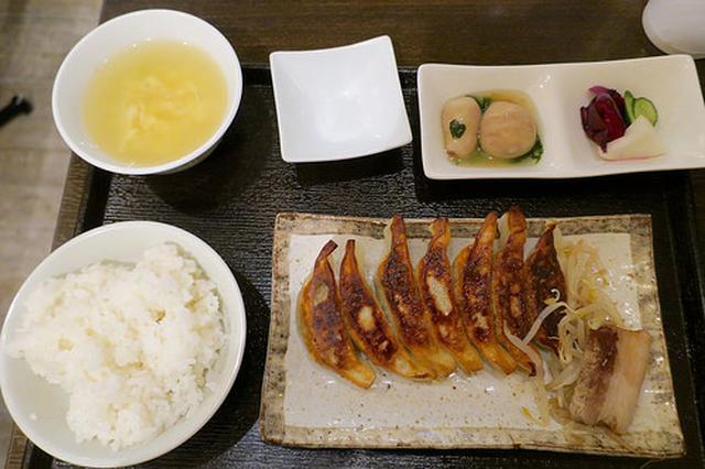 画像: 明治通りぞいのお洒落な餃子店「花林糖餃子」【恵比寿】