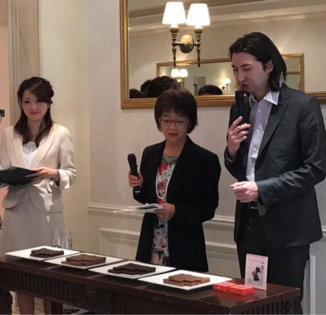 画像: 「アムール・デュ・ショコラ」高島屋のショコラの祭典は今年もスゴイ!