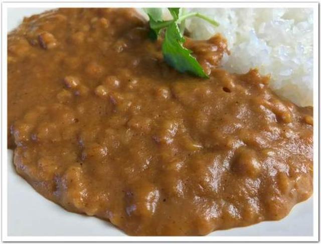 画像: カレーですよ2444(西田精麦「大麦や」ブランド 大麦カレーソース)大麦のカレー。