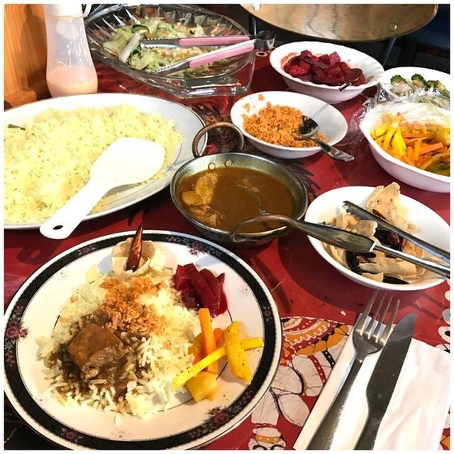 画像: カレーですよ2449(行徳 バラサランカレストラン)東西線スリランカ。