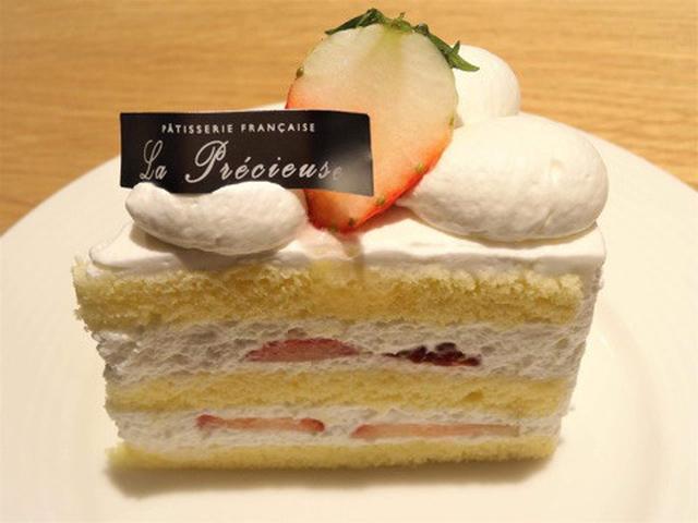 画像: 日本一美味しいと思うイチゴショートケーキ