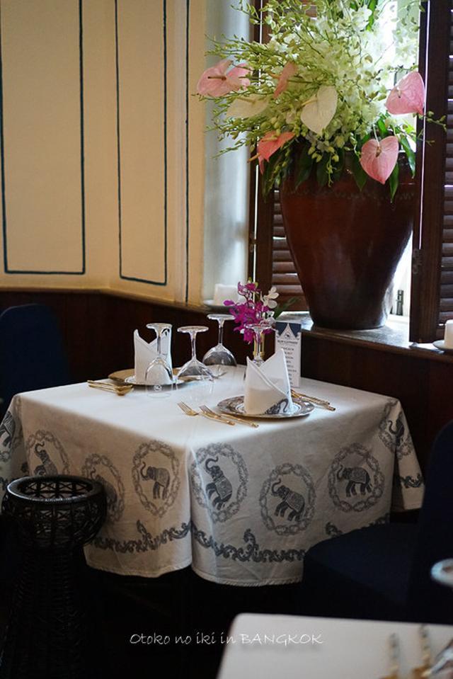 画像: ブルーエレファント (Bangkok)邸宅ランチで優雅なタイ料理