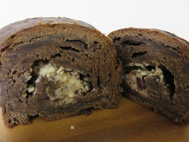 画像: 【福岡】期間限定の濃厚ショコラ食パン♪@マツパン