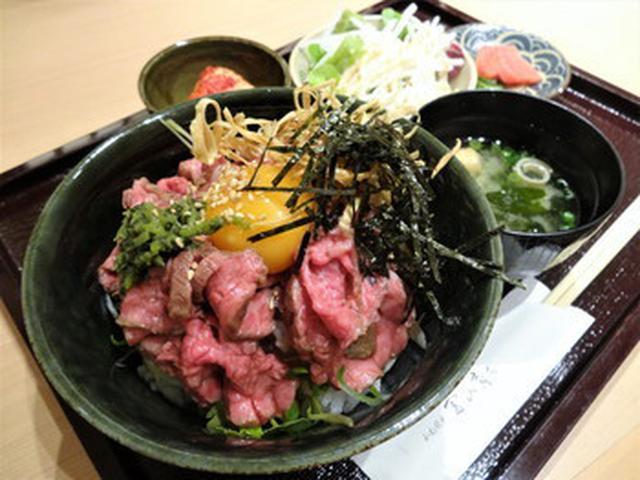 画像: 限定ローストビーフ丼が絶品のランチ!和風焼肉 富山育ち@富山