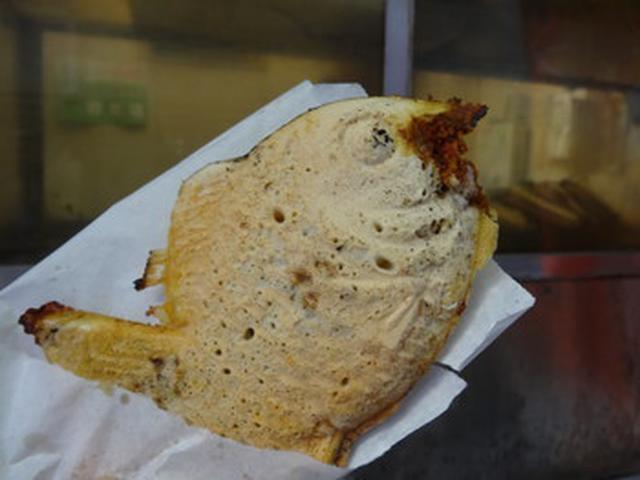 画像: 芝の寿堂の激辛たい焼き@芝辛・激辛ストリート 芝商店会