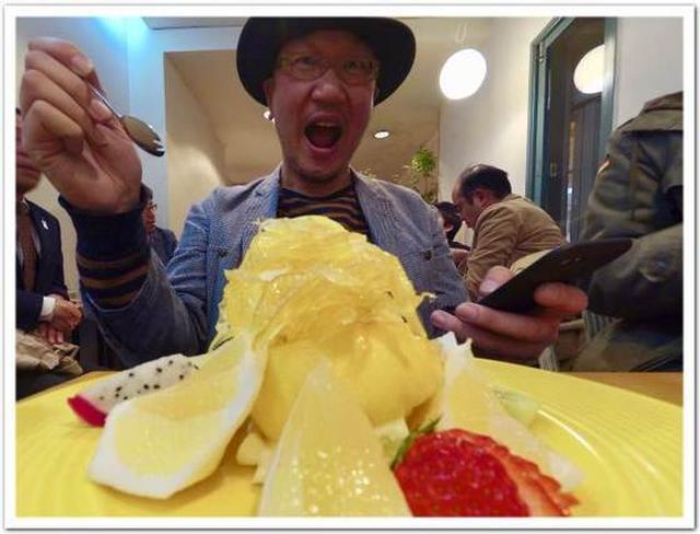 画像: 食べあるキング食材探求プロジェクトin宮崎 都城市。~都城の牛~、、とパフェ。