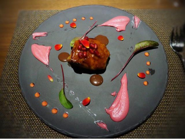 画像: ヒルトン東京 バレンタイン・チョコレートディナー