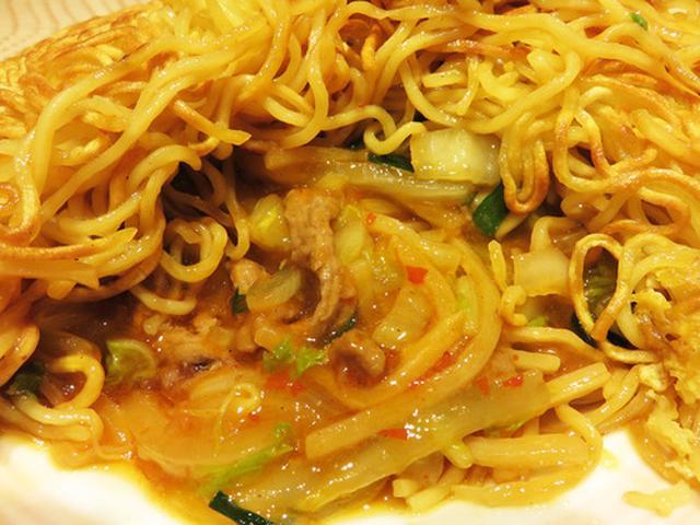 画像: 【福岡】担々麺セットと梅蘭焼きそば♪@梅蘭 キャナルシティ博多店