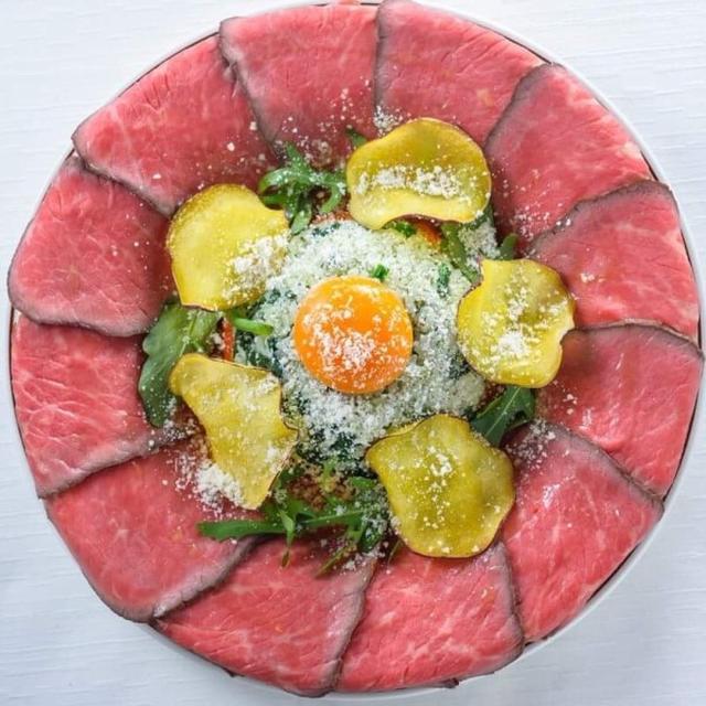 画像: 【告知】フォトジェ肉!ローストビーフ丼