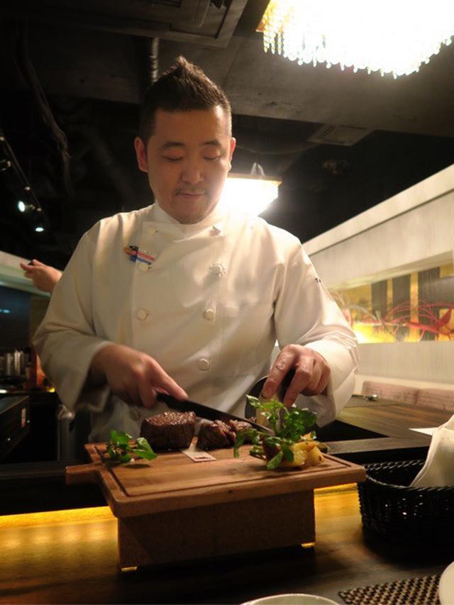 画像: 肉 × チョコレート・バレンタインディナーコース