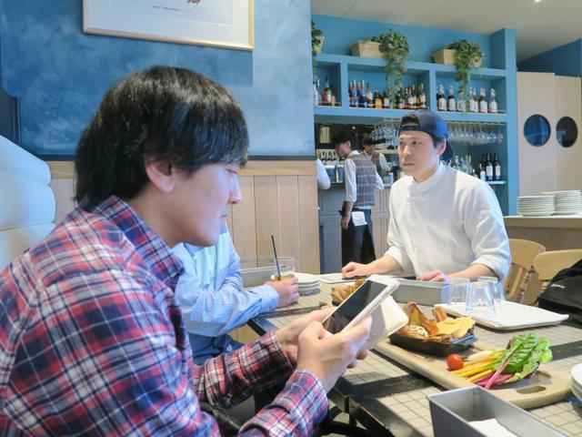 画像: あまいけいき『かんぽ生命「かんぽEat&Smileプロジェクト」× 食べあるキング コラボ企画』