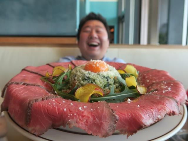 画像: 【食レポ】フォトジェ肉!ローストビーフ丼