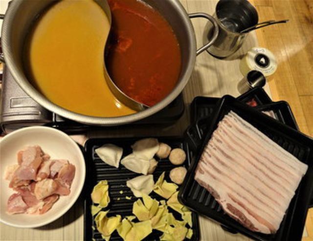 画像: バーミヤンで火鍋 しゃぶしゃぶしゃぶしゃぶ食べ放題開催中