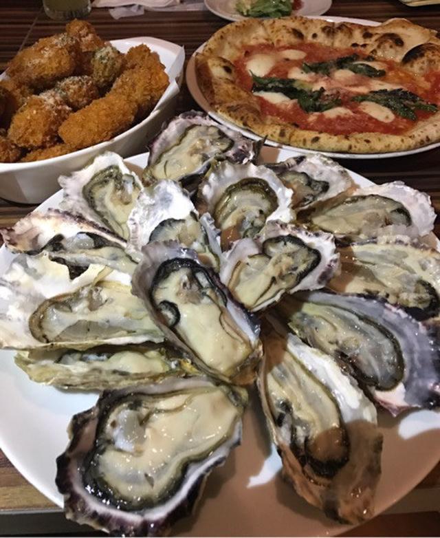 画像: 生牡蠣食べ放題♡