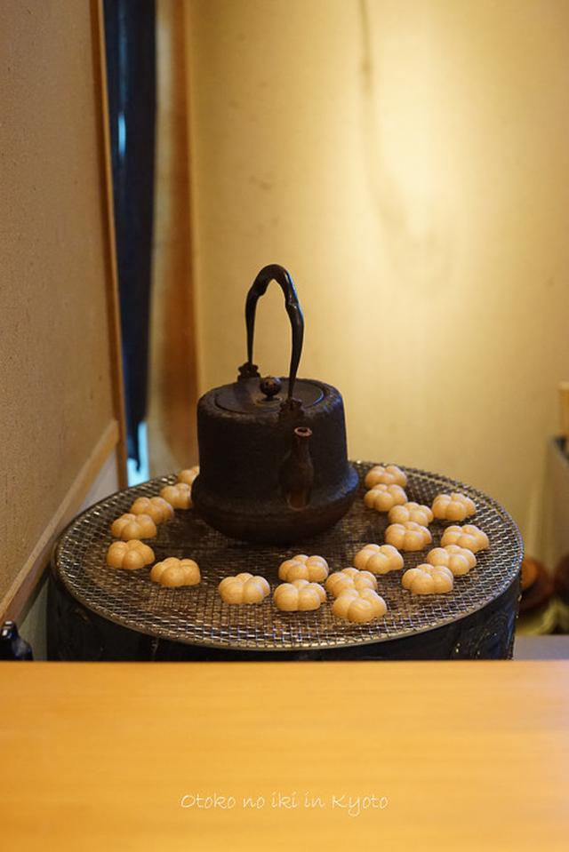 画像: じき 宮ざわ(京都)美意識の胡麻豆腐