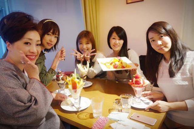 画像: 明日2月26日(日)7:30~9:00放送の日本テレビ『シューイチ』に女子達とちらっと出演予定