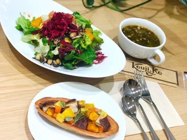 画像: ippin に掲載頂きました「発酵デリカテッセン カフェ「Kouji&Ko」の魅力