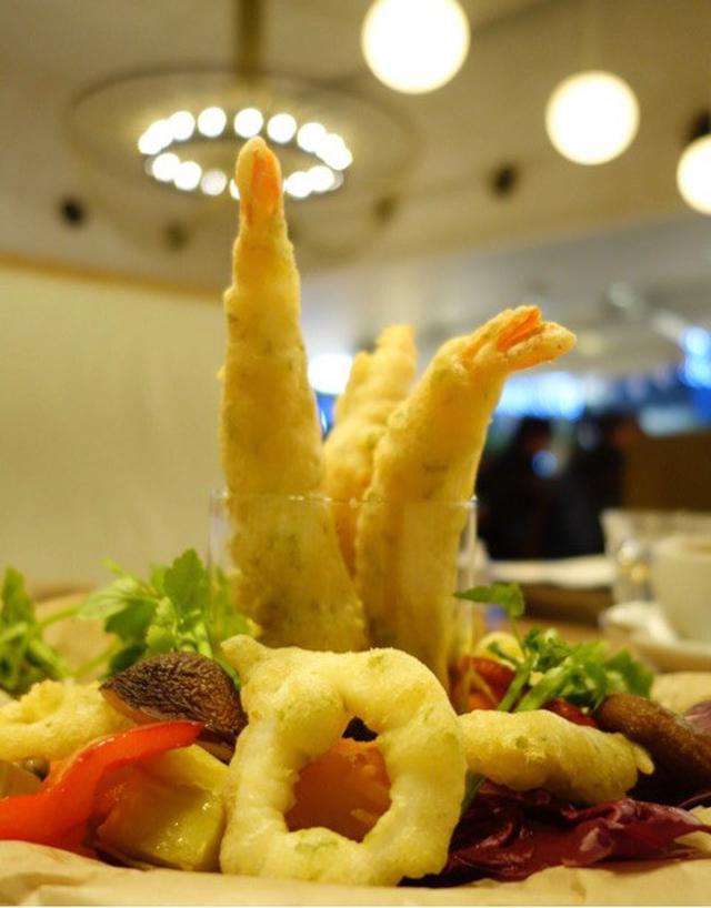 画像: 今夜24時まで♡ディナーには天使の海老フリットを@渋谷シアターテーブル