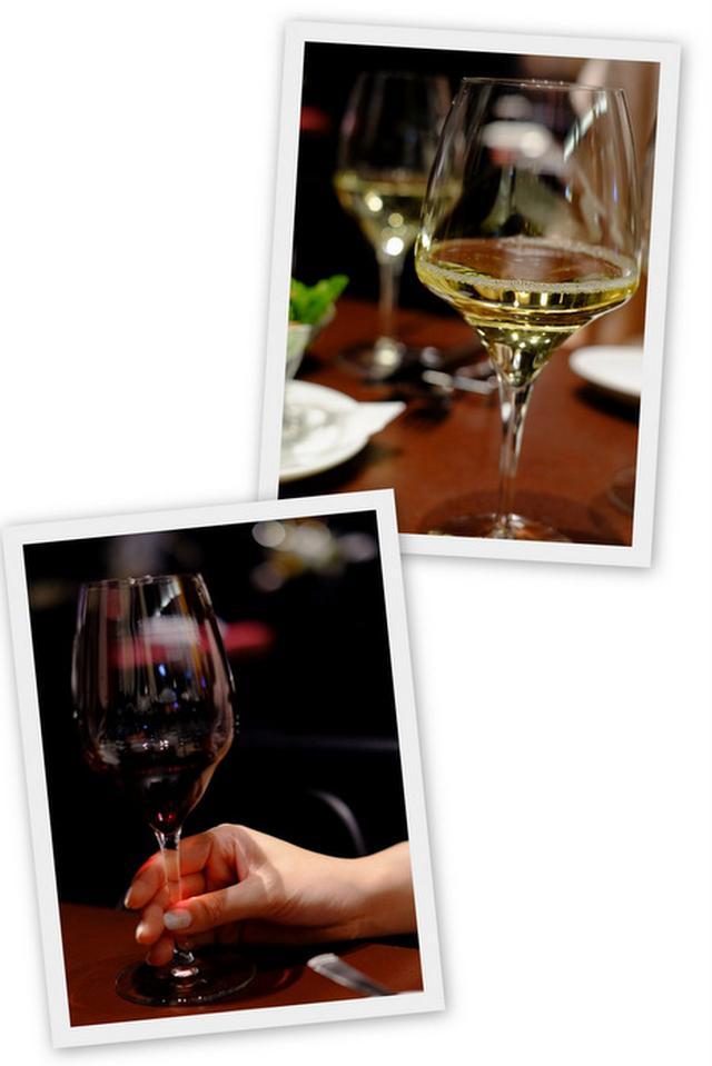 画像: 「京橋 エドグラン 明治屋ワイン亭のサーモンの真空ミーキュイ タップナードソース」