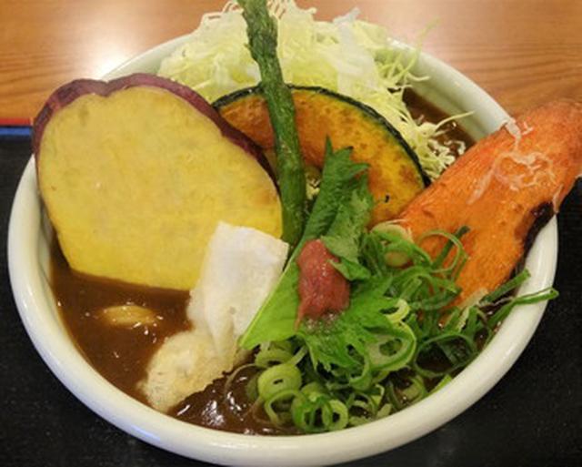 画像: 自家製麺の絶品カレーうどん!讃岐のおうどん 花は咲く@新中野
