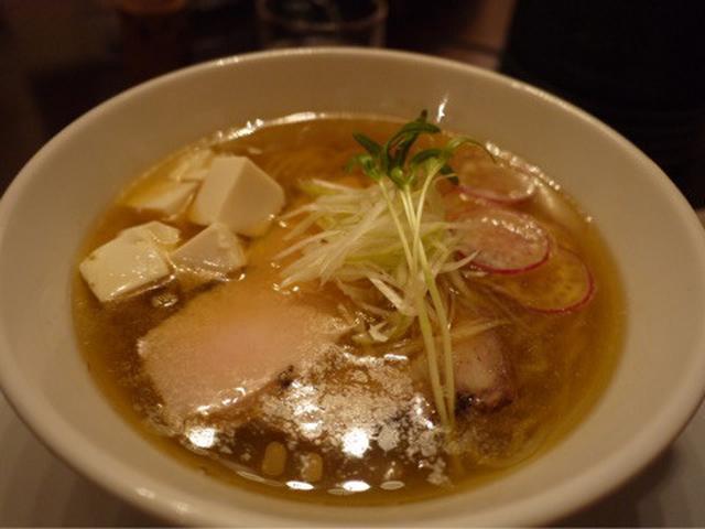 画像: チョップスティック デ 麺 (chopsticks de 麺)@六本木