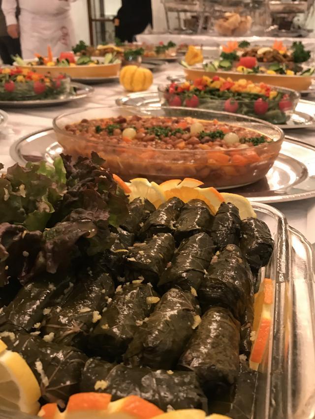 画像: トルコ大使館でトルコ料理のエーゲの夕べでびっくり@@まさかの金沢の水墨画家の絵に出会う!