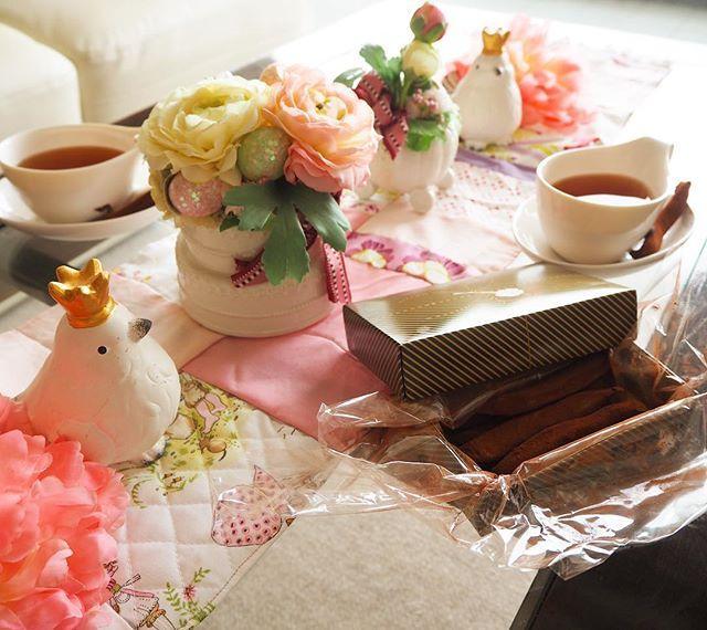 画像: おうちカフェ