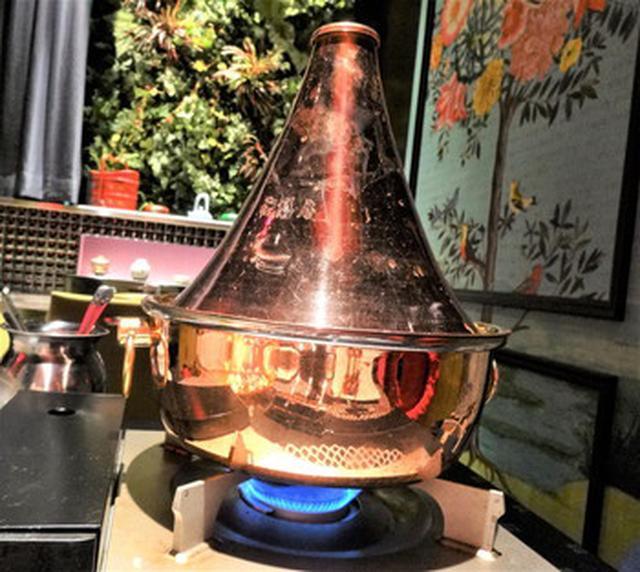 画像: 雲南料理・火鍋『御膳房Garden チャイニーズ・レストランバー』