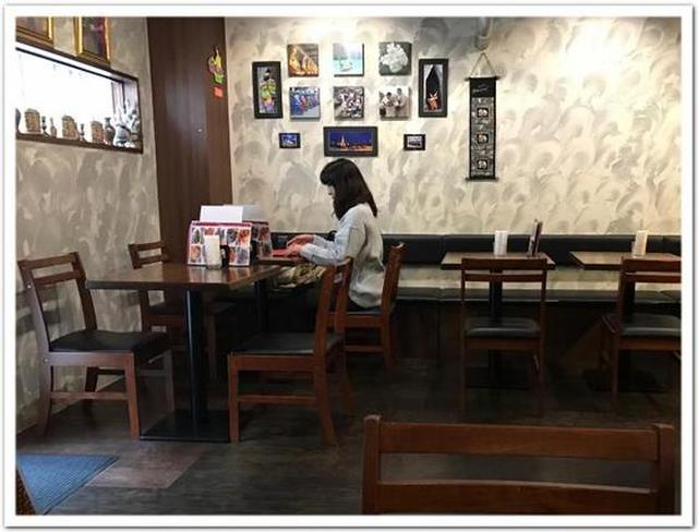画像: カレーですよ2478(大島 バンコクカフェトウキョウ)ご近所でパイナップルのタイカレー。