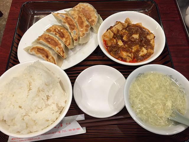 画像: 根津で見つけた「蓬莱春飯店」の鶴見本店で餃子定食【鶴見】