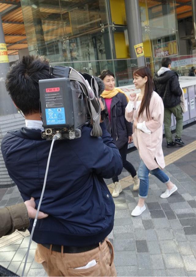 画像: 明日のテレビ出演「スーパーJチャンネル」テレビ朝日18:14頃のニュース特集にて