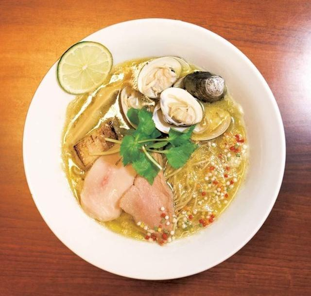 画像: 【福岡】麺処 若武者の福島鶏白湯♪@福岡ラーメンショー2017