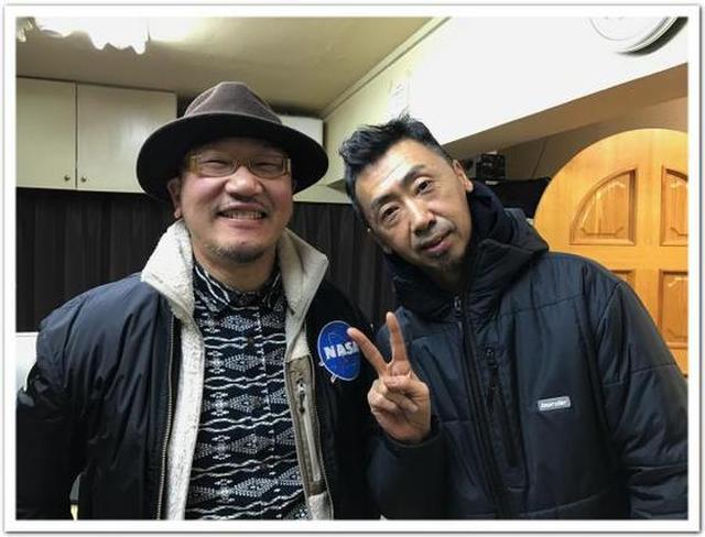 画像: カレーですよ番外編(ニコ生 ドキュメンタリストの穴)新作映画『BiS誕生の詩』のカンパニー松尾監督とカレー。