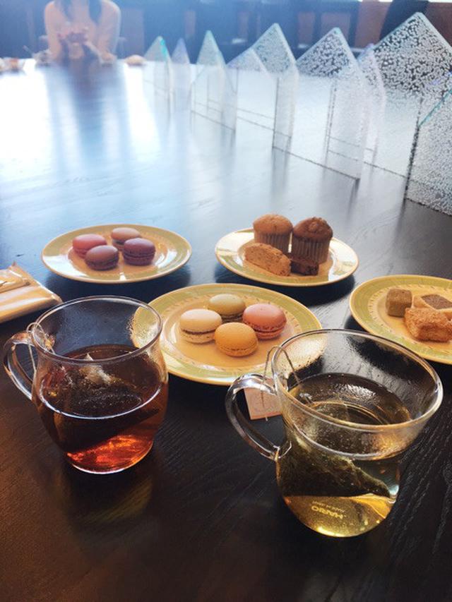 画像: 2017春のお彼岸、京都旅(4)ロテル・ド・比叡〜近江茶を楽しむアフタヌーンティー